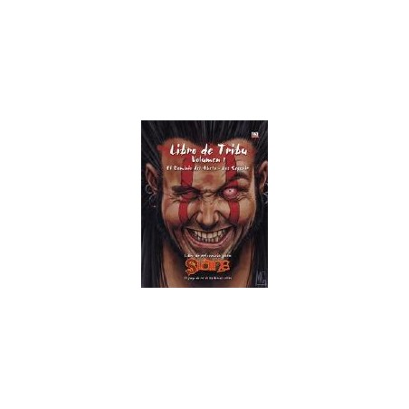 Slaine: Libro de Tribu Vol. 1