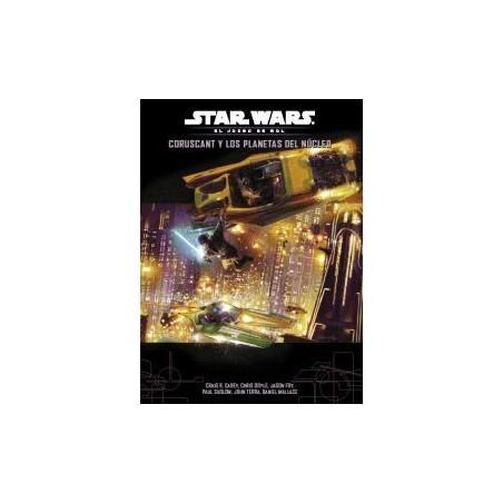 Star Wars: Coruscant y los...