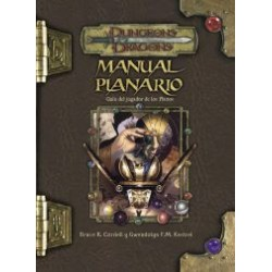 D&D: Manual planario