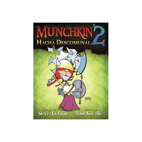 Munchkin 2: Hacha...