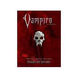 Vampiro: El Requiem. Pantalla