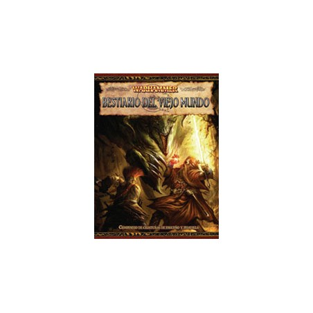 Warhammer. Bestiario del...