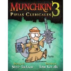 Munchkin 3: Pifias...