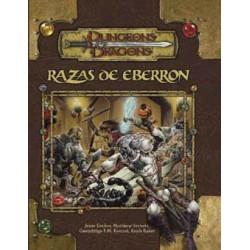 Eberron - Razas de Eberron