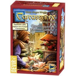 Carcassonne: Constructores...