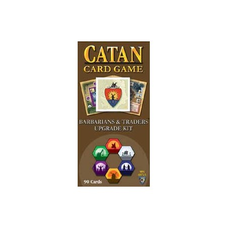 Settlers of Catan Card Game...