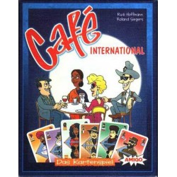 Café International Card Game