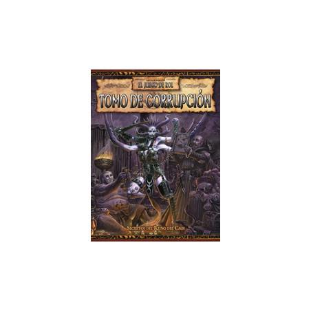 Warhammer. Tomo de Corrupción