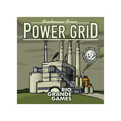 Power Grid Power Plant Deck