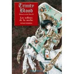 Trinity Blood. R.O.M. 3:...