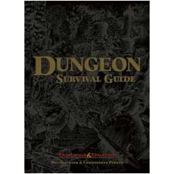 D&D. Dungeon Survival Guide...