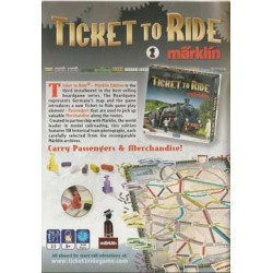 Ticket to Ride: Märklin...