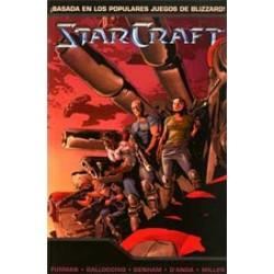Starcraft Comic 01