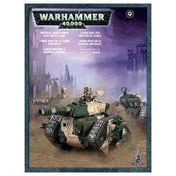 Warhammer 40.000. Tanque de...