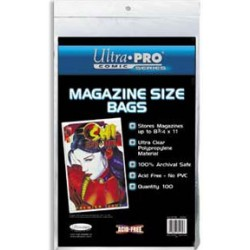 Comic Bags: Magazine Size...