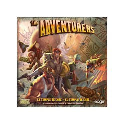 The Adventurers:  El Templo...