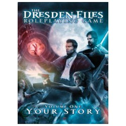 The Dresden Files RPG: Your...
