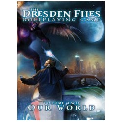 The Dresden Files RPG: Our...
