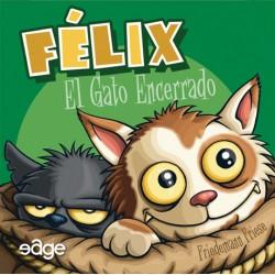 Felix. El Gato Encerrado