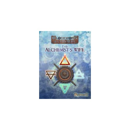 Runequest II. Clockwork &...