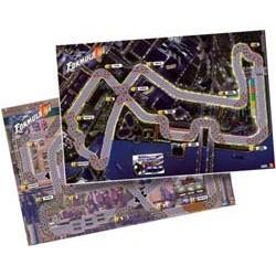 Formula D 3: Singapur / Docks