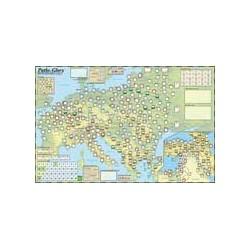 Paths of Glory Mounted Map
