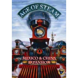 Age of Steam: Mexico & China