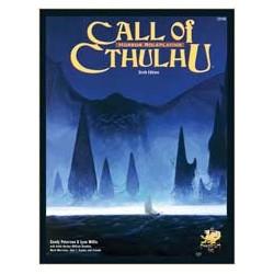 Call of Cthulhu RPG 6th...