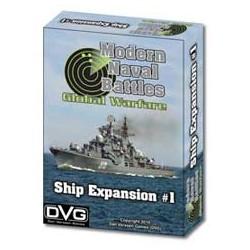Modern Naval Battles:...