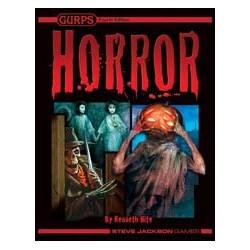 GURPS Horror