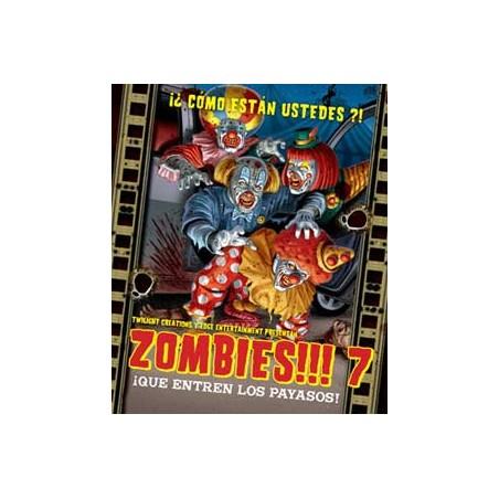 Zombies!!! 7: ¡Que entren...