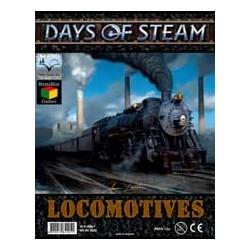 Days of Steam. Locomotives