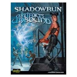 Shadowrun 4th. Artifacts...
