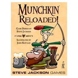 Munchkin Reloaded! Booster