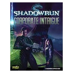 Shadowrun 4th. Corporate...