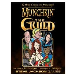 Munchkin The Guild Booster