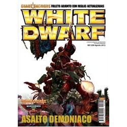 Revista White Dwarf 208