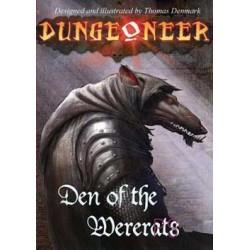 Dungeoneer. Den of Wererats