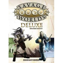 Savage Worlds Deluxe....