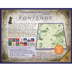 The Battle of Fontenoy, 11...