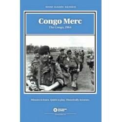 Congo Merc: The Congo, 1964...