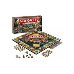 Monopoly: World of Warcraft...