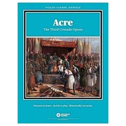 Acre: The Third Crusade...