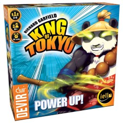 King of Tokyo: Power Up...