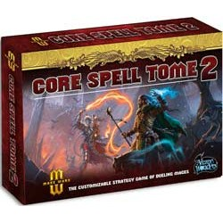 Mage Wars. Core Spell Tome 2