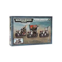 Warhammer 40.000. Escuadra...
