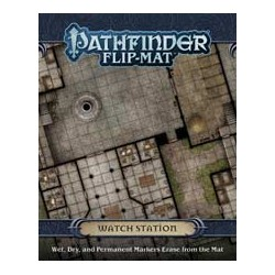 Pathfinder Flip-Mat: Watch...