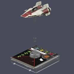 X-Wing. Ala-A