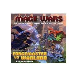 Mage Wars. Forcemaster vs....