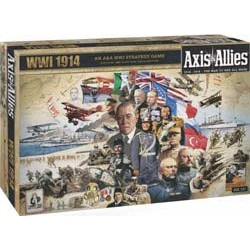 Axis & Allies WWI 1914...
